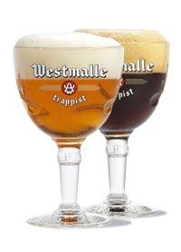 Westmalle 2 glas